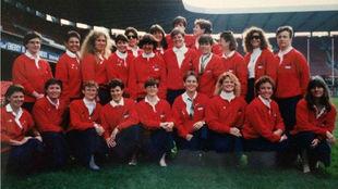 El conjunto estadounidense que ganó en 1991 la Copa del Mundo de...