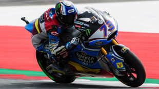 �lex M�rquez, piloto de moto2