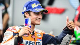 Dani Pedrosa, piloto de MotoGP