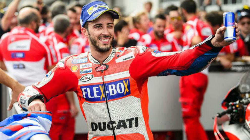 Andrea Dovizioso, piloto de Ducati