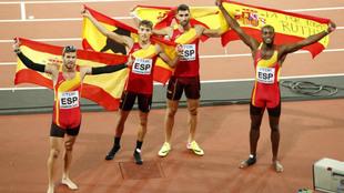 El relevo español