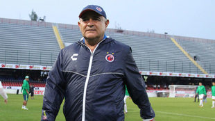 Juan Antonio Luna, técnico de Veracruz.