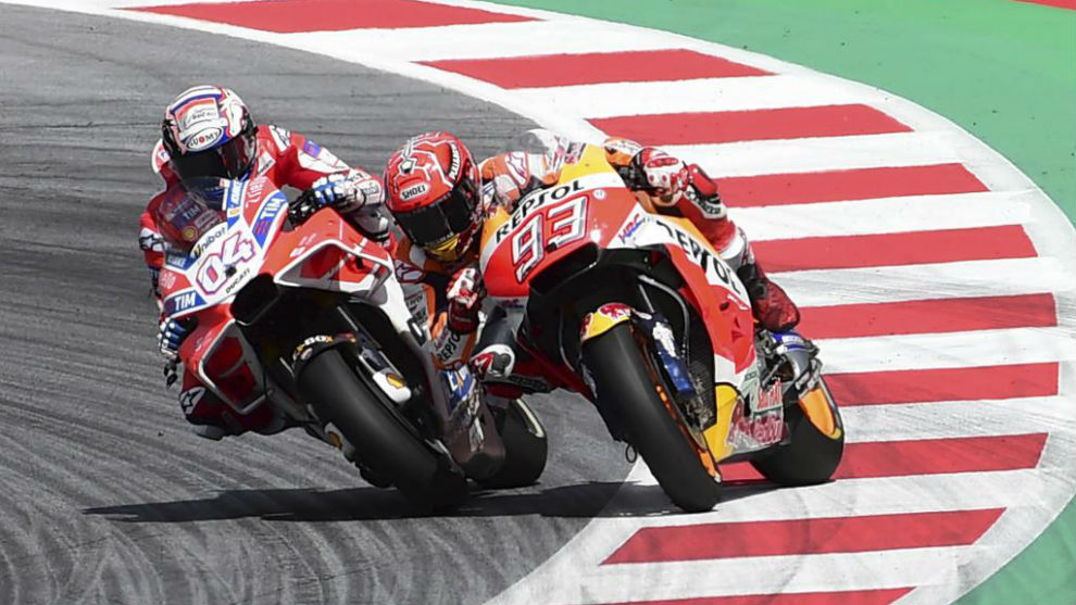 moto gp ultima carrera