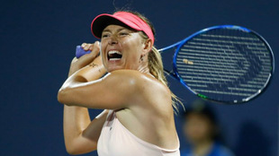 Sharapova, en Stanford