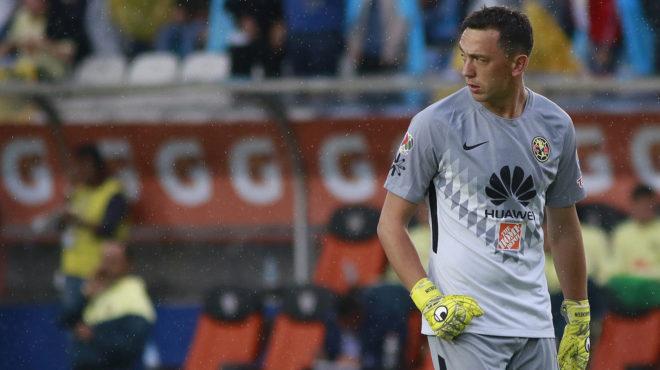 Agustín Marchesín se ausentaría para en la Copa MX.