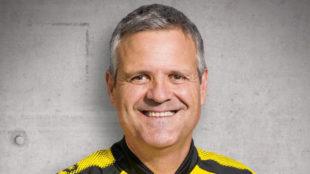 Albert Capellas (49), en la fotograf�a oficial del Borussia Dortmund