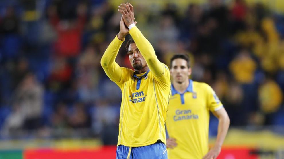 Kevin-Prince Boateng ha asegurado que abandona la UD Las Palmas porque ha querido dar prioridad a su familia