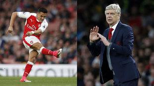 Alexis y Wenger