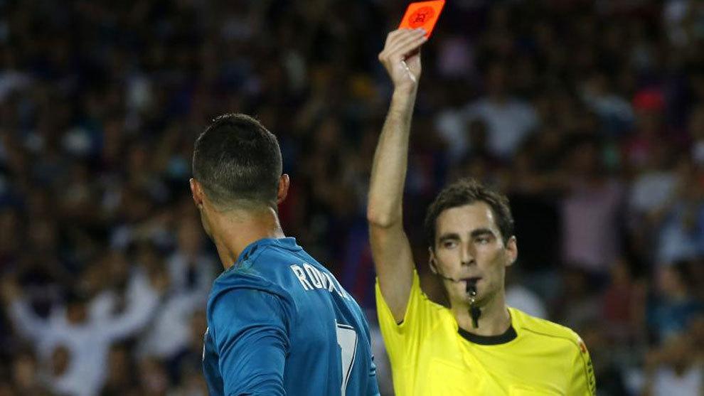 real madrid hoy arbitro