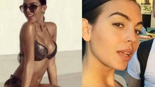 Georgina Rodriguez, new girlfriend of Cristiano Ronaldo (Real Madrid)