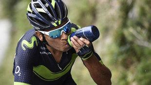 Quintana durante una etapa del pasado Tour de Francia