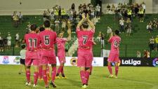 Jugadores del Córdoba festejan el triunfo ante el All Star Kenia