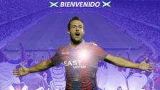 Paco Montañés es presentado como nuevo jugador del Tenerife