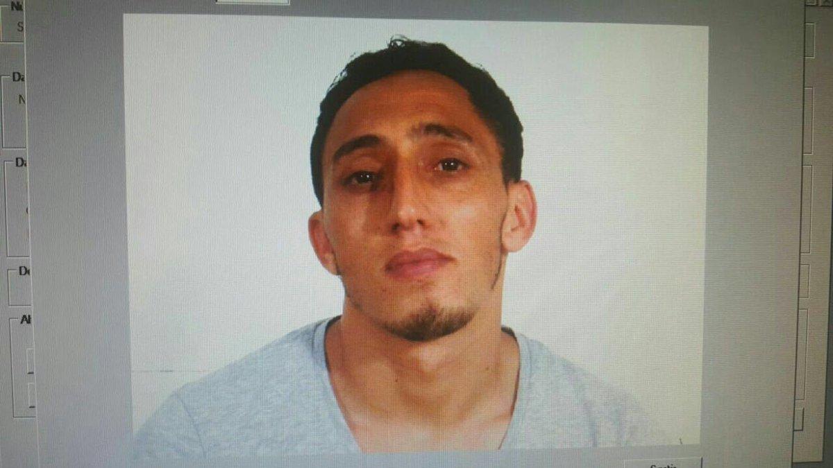 Resultado de imagen para video del terrorista de la rambla