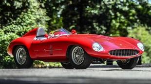 1954 Ferrari 500 Mondial Series I - Valor estimado: $3,000,000 -...