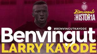 Kayode, nuevo jugador del Girona
