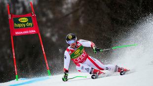 Hirscher buscará el oro olímpico en Pyeongchang (2018).