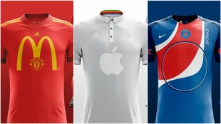 McDonalds, Apple y Pepsi