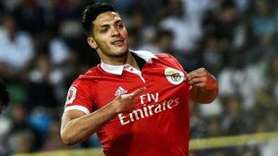 Benfica estuvo involucrado en dos goles de las Águilas