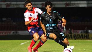 Veracruz dejó ir los tres puntos por un error del portero Pedro...