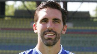 Jordi Figueras, con el Karlsruher SC