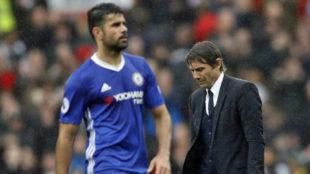 Imagen de Costa y Conte la temporada pasada