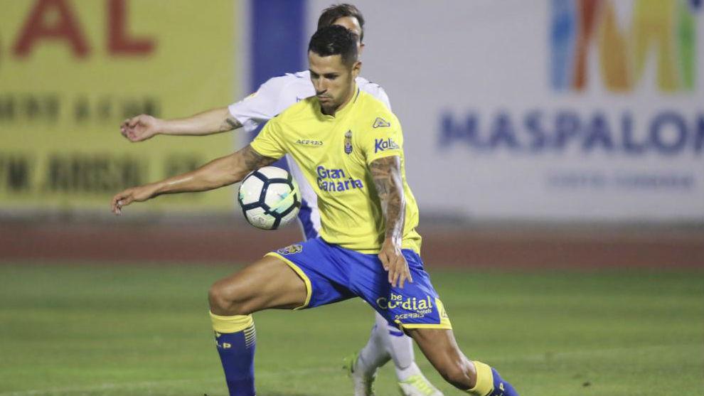 Vitolo no jugará contra el Atlético