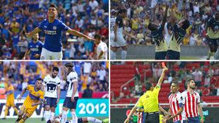 El fútbol mexicano vivió su jornada cinco
