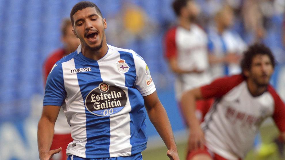 Afbeeldingsresultaten voor Zakaria Bakkali Deportivo