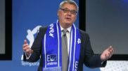 Roca durante la presentación de la Liga Endesa 2015-16
