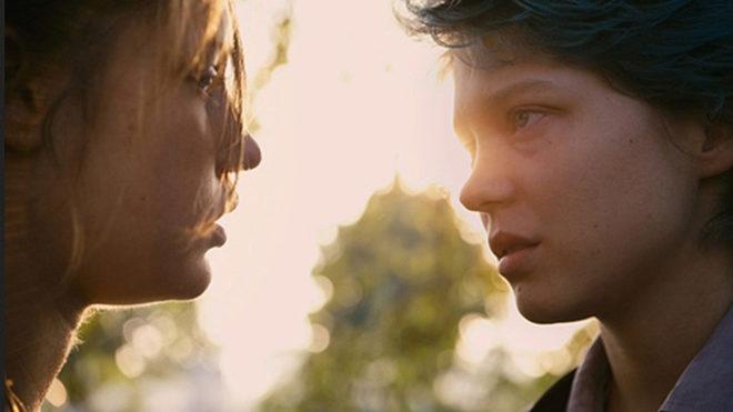 Imagen de la película 'La vida de Adèle'