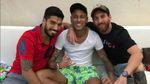 """Y Messi vacila a Piqué con Neymar: """"Volvió"""""""