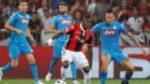 En directo el play-off: Callejón encarrila el pase del Nápoles