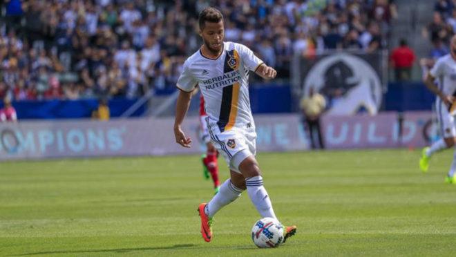 Giovani Dos Santos tiene un partido clave ente el Columbus Crew.