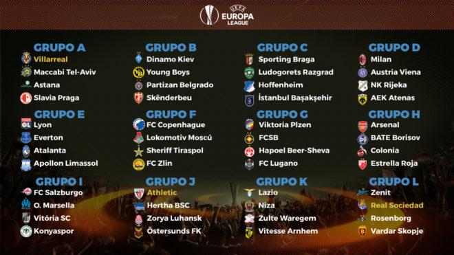 UEFA Europa League 2017 -2018