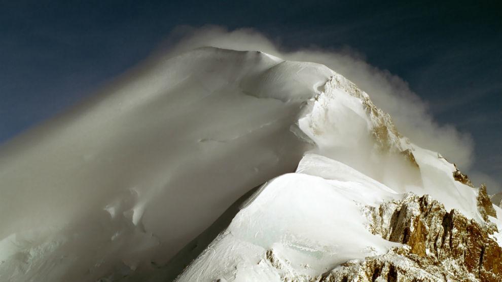 Una imagen del Mont Blanc.