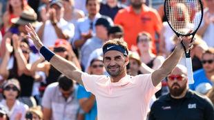 Roger Federer es uno de los favoritos para llevarse el t�tulo