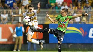 Dorados y Bravos empataron en el estadio Banorte.