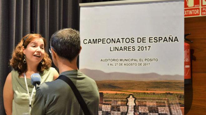 Sabrina Vega finalizó el campeonato con seis victorias y tres tablas.