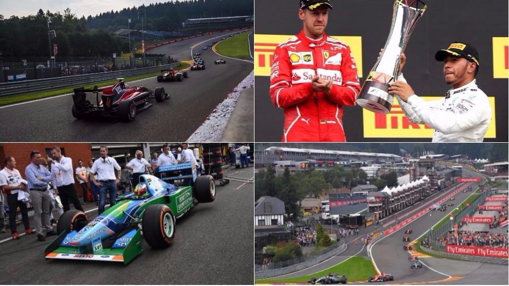 GP de Bélgica de F1