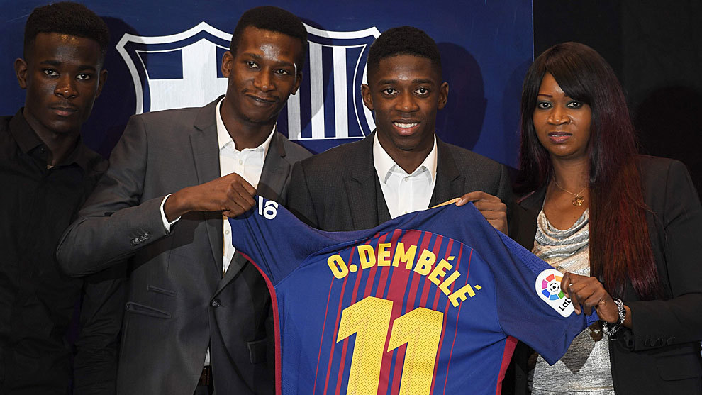 san francisco 4221e 97799 Dembele, the signing Barcelona needed | MARCA in English