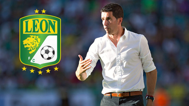 Díaz ya ha dirigido en el fútbol mexicano.
