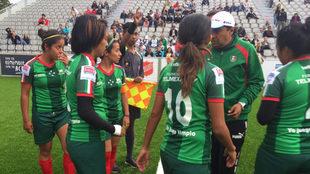 El combinado femenil es líder del Grupo B.
