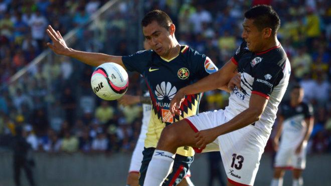 Duelo de Liga MX entre AMérica y Lobos BUAP
