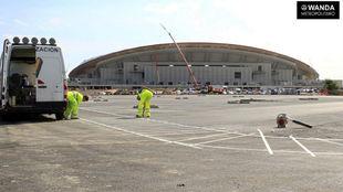 Se construir�n los accesos al estadio desde la M40