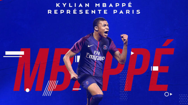 Mbappe Officially Joins Psg From Monaco Marca In English