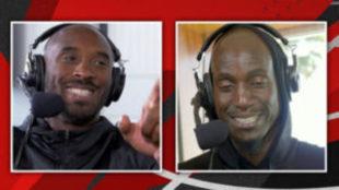 Koby Bryant y Kevin Garnett, comentaristas del 2K18.