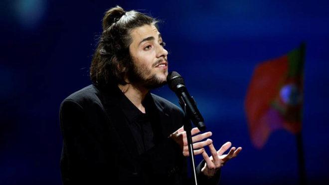 Salvador Sobral, ganador de la última edición de Eurovisión.