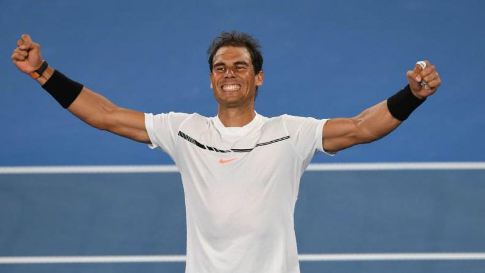 Rafa Nadal, número 1 de la ATP