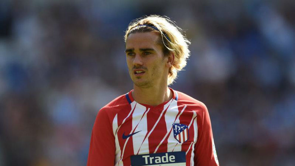 Griezmann's buy-out clause drops back down to €100m